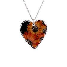 flower_pug+8x10 Necklace