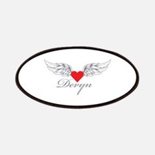 Angel Wings Devyn Patches