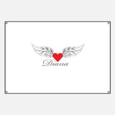 Angel Wings Diana Banner