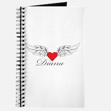 Angel Wings Diana Journal