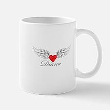 Angel Wings Diana Mugs