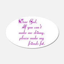 Dear God, Wall Decal