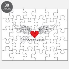 Angel Wings Donna Puzzle