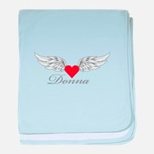 Angel Wings Donna baby blanket