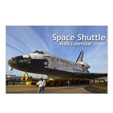 KSC-2010-4595-cover Postcards (Package of 8)