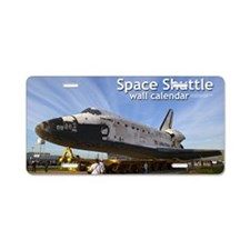 KSC-2010-4595-cover Aluminum License Plate