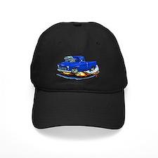 1955 Chevy Pickup Blue Truck Baseball Hat