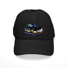 1955 Chevy Pickup Black Truck Baseball Hat