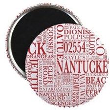 NANTUCKET PILLOW Magnet