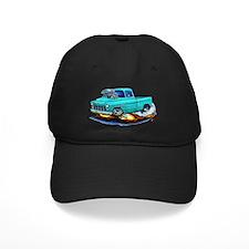 1955 Chevy Pickup Turquoise Truck Baseball Hat