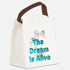 thedreamisalive1 Canvas Lunch Bag