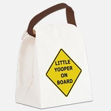 2000px-Little_Yooper_On_Board_Sig Canvas Lunch Bag