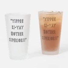 mothersuperior Drinking Glass