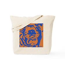 bugg_border Tote Bag