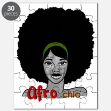 Afro Chic color Puzzle