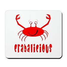 Crabalicious Mousepad