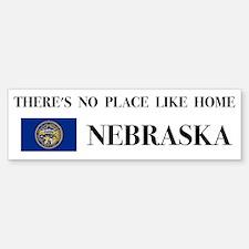 Nebraska Bumper Bumper Bumper Sticker