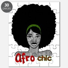 afro chic clr for t,stick,mag,etc Puzzle