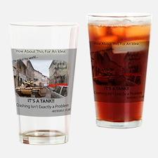 T-Shirt Drinking Glass