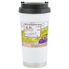 4-Melancola 10x10 Travel Coffee Mug