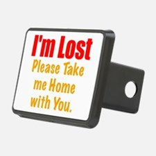Im Lost Hitch Cover