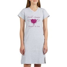 Heart_Daughter-In-Law Women's Nightshirt