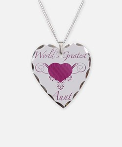 Heart_Aunt Necklace