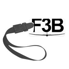 F3B Luggage Tag