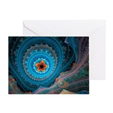 Abstract 802 Greeting Cards