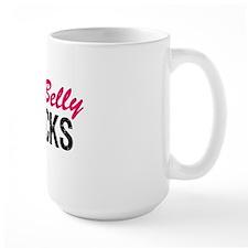 this belly rocks Mug