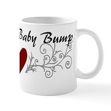 rockin the baby bump Mug