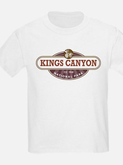 Kings Canyon National Park T-Shirt