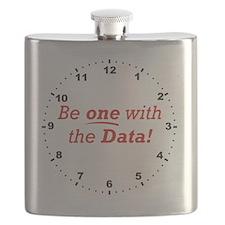 Data_Be_One_RK2010_WallClock Flask