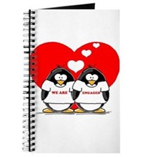 We Are Engaged Penguins Journal
