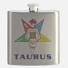 OEStaurus bull copy Flask