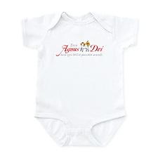 Agnus Dei Infant Bodysuit