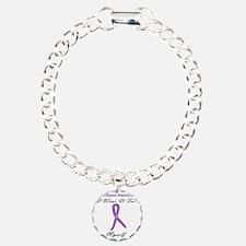 Myself Charm Bracelet, One Charm