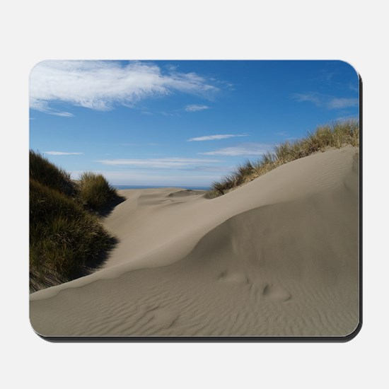 dune14by14poster Mousepad