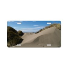 dune11by17miniposter Aluminum License Plate