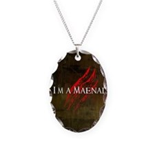Maenad Journal Necklace