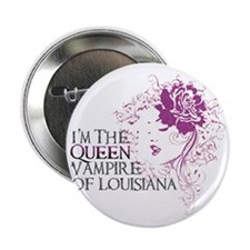 "Queen Hat 2.25"" Button"