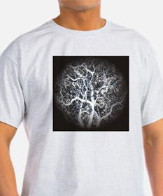 ghost tree square T-Shirt