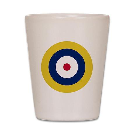 RAF Roundel - Type A1 Shot Glass