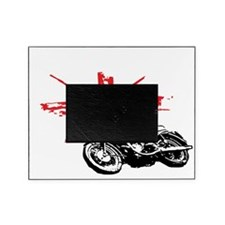 union jack cafe racer Picture Frame