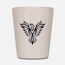 phoenix Shot Glass