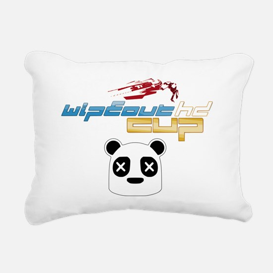 WipEout HD Cup back Rectangular Canvas Pillow