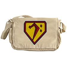 SuperBass Messenger Bag