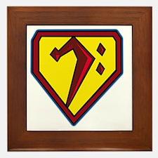 SuperBass Framed Tile