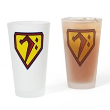 SuperBass Drinking Glass