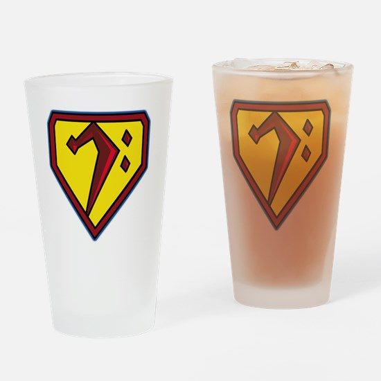 SuperBass Drinking Glass